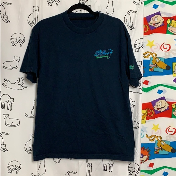 Vintage Other - Local Motion Navy Tee